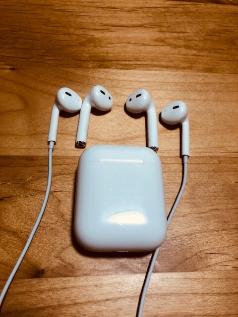 AirPodsとEarPods